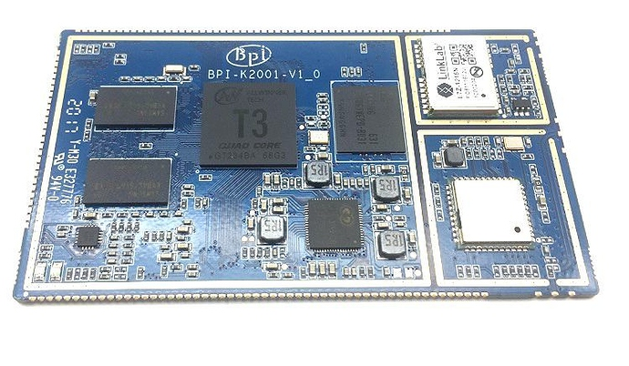 banana pi single board computer open source project official