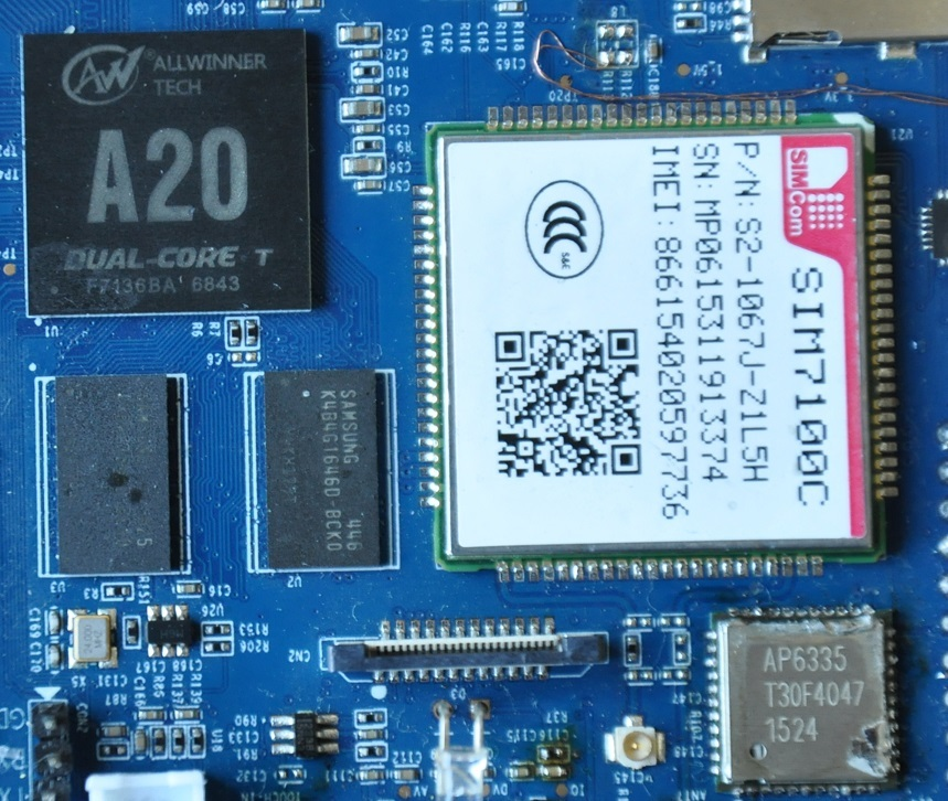 Banana pi with 3G,4G LTE and 5.8G WIFI development - Projects ...
