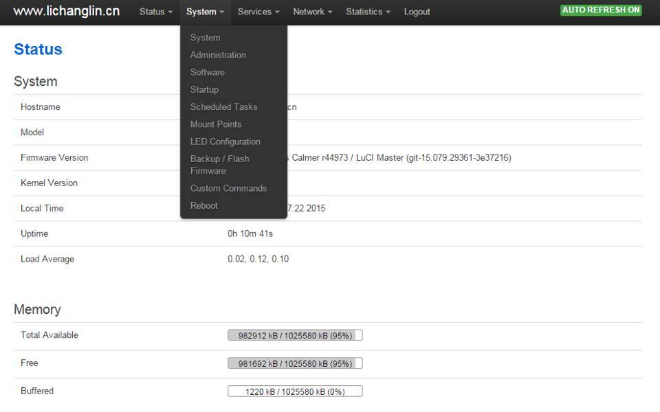 Banana pi BPI-R1 openwrt image 3 0 update  also can use on
