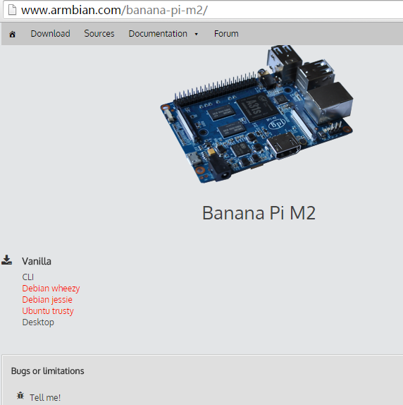 BPI-M2 new image:armbian have support BPI-M2 - Linux