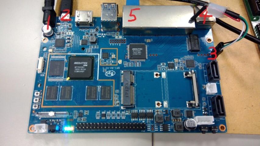 Very Small Platforms - Rockchip 3308 and Allwinner V3s