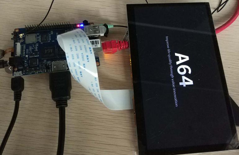 Banana Pi BPI-M64 run Android 8 1 system - Android - banana pi