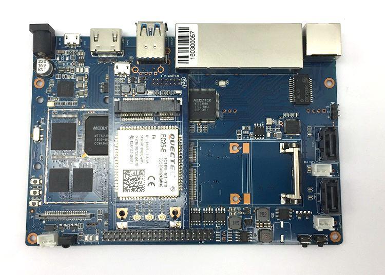 BPI-4G LTE module for banana pi (USB interface) - BPI accessories