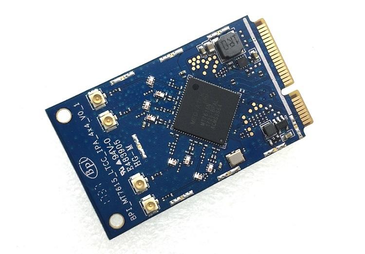 BPI-R2 module: MT7615 module - Banana Pi BPI-R2/BPI-R64