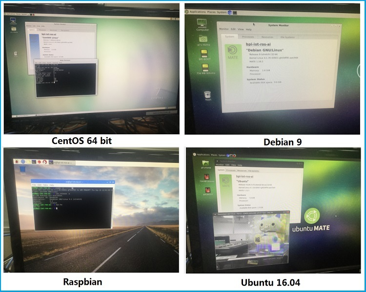 Banana Pi BPI-W2 with Realtek RTD1296 chip design - Banana