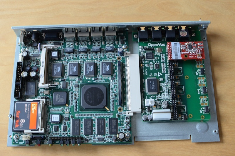 New Board for VoIP applications - BPI 4 0 Service & Maker DIY Zone